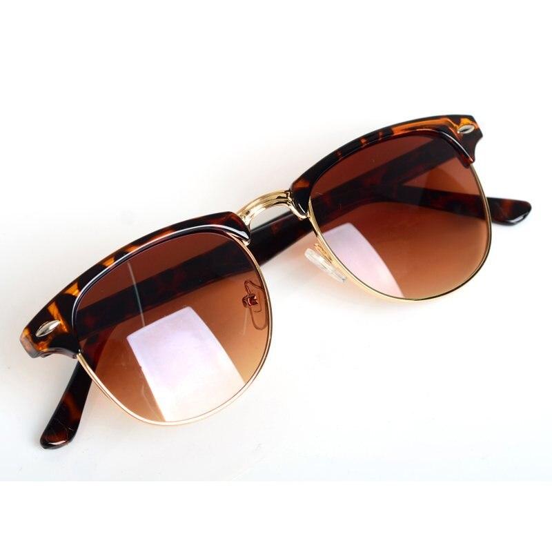 41f778398b2 2017 New Fashion Retro Designer Super Round Circle Glasses Cat Eye Semi  Rimless Women s Sunglasses Glasses Goggles 975-in Sunglasses from Apparel  ...
