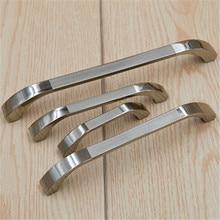 Нержавеющая сталь мебель ручка кухня ручка ящика, дверцы, шкафа высокого качества