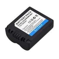 1 pc 1500 mAh CGA-S006 DMW-BMA7 CGR-S006E Batterie De Remplacement Pour Panasonic Lumix DMC-FZ7 FZ8 FZ18 FZ35 FZ28 FZ38 FZ30 Caméra