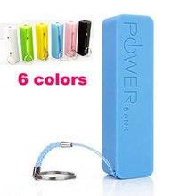 Bateria de Backup Externo para o para o Iphone Perfume 2000 MAH Power Bank USB Iphone 4S 5 5S Powerbank Carregador de Energia Móvel para Samsung S5 S3 Note2