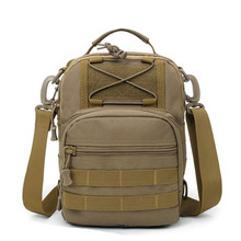 JUFIT 2018 new Molle Military Crossbody Bags Tactical Shoulder Bag Sport Waterproof Army Handbags Camping Outdoor Chest