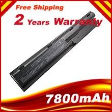 7800 mah bateria do portátil para hp probook 4330s 4431s 4331s 4430s 4435s 4436s 4440s 4441s 4446s 4530s 4535s 4540s 4545s s s s