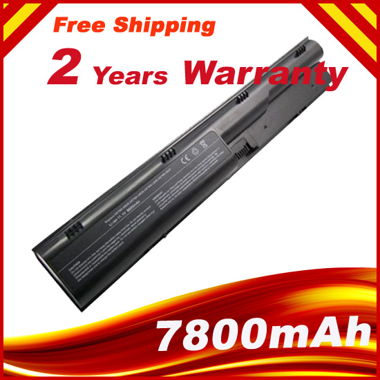 7800mAh Laptop Battery For HP ProBook 4330s 4431s 4331s 4430s 4435s 4436s 4440s 4441s 4446s 4530s 4535s 4540s 4545s quying laptop lcd screen for hp compaq hp probook 4545s 4540s 4535s 4530s 4525s 4515s series