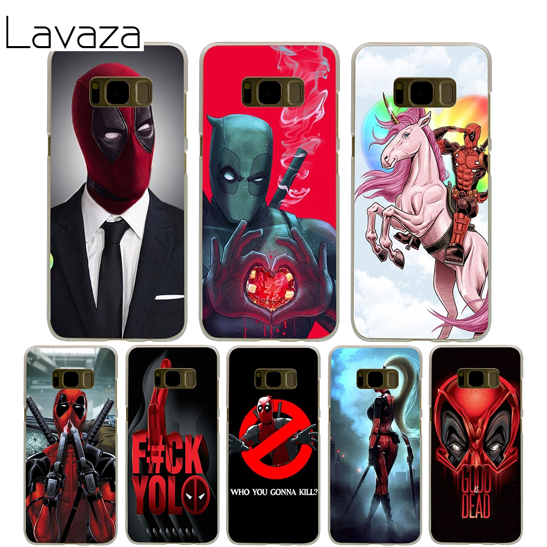 Lavaza deed pool Cover Case for Samsung Galaxy S7 Edge S6 S8 S9 Edge Plus S5 S4 S3 Mini S2 Cases Shell