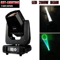 2PCS/LOT GZ Best Factory DJ Sharply led 5r Moving Head Light 200W led Beam