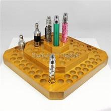 ไม้cigอีกรณีแสดงบุหรี่อิเล็กทรอนิกส์ยืนshelfผู้ถือครองdisplay rackกล่องสำหรับแบตเตอรี่อัตตาและถังบุหรี่อิเล็กทรอนิกส์