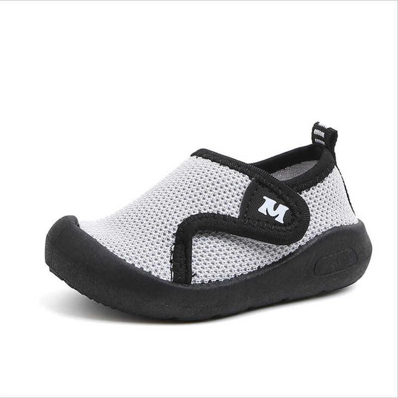 ทารกแรกเกิดเด็กทารก Soft Sole รองเท้าแฟชั่นฤดูร้อนนุ่มรองเท้าเด็กลำลอง First Walker รองเท้ากันลื่น