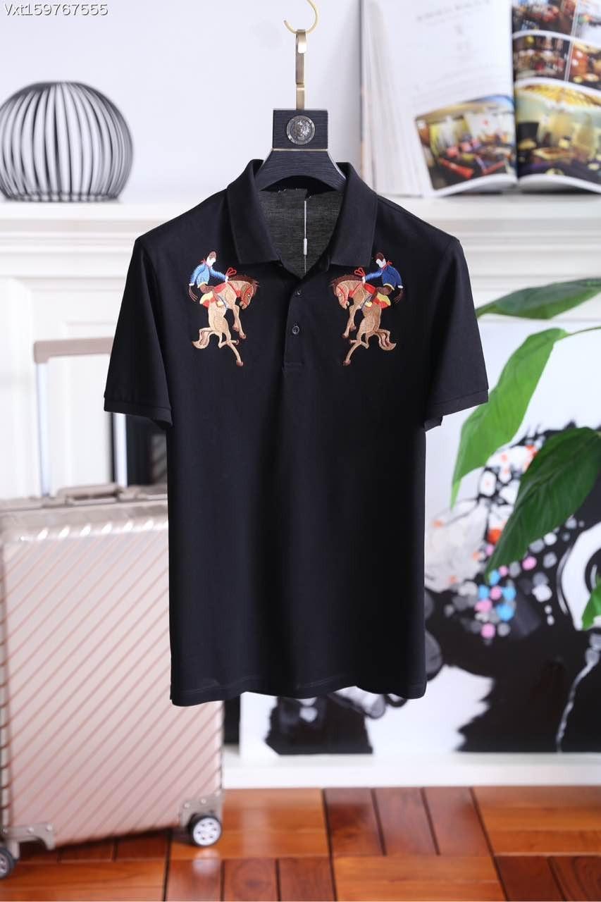 2015 new real camisa solid polo shirt mens fashion cool design short - Bh B6784 Fashion Men S Tops Tees 2017 Summer Hot Sale Fashion Design Short Solid Party