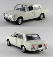 High Simulation Russian Classic Retro Car Model 1 43 Alloy Car Toys Metal Castings Collection Model