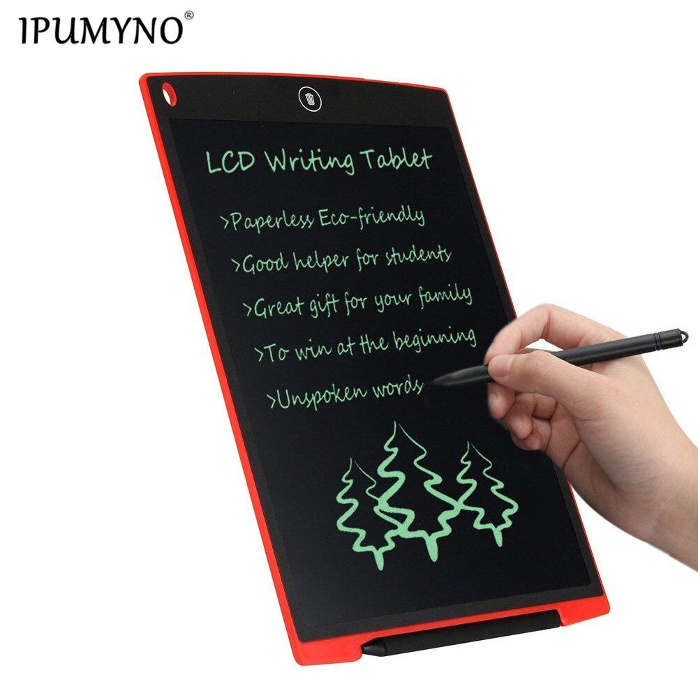 8,5 zoll Portable Smart LCD Schreiben Tablet Elektronische Notizblock Zeichnung Grafiken Tablet Bord mit Stylus Stift mit CR2025 Batterie