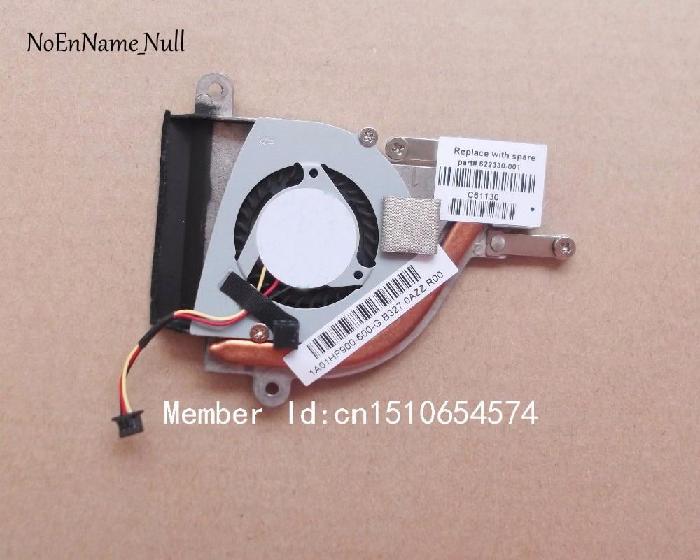 Original Cooling CPU Heatsink With Fan For HP Mini 110 210 210-2000 Series Laptop Notebook Radiator 622330-001 1A01HP900-600-G