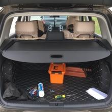 цена на Auto rear trunk cargo cover for Vw Tiguan 2010-2014 , auto accessories