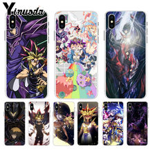 Yinuoda Yu Gi Oh Original Telefon fall abdeckung für Apple iPhone 8 7 6 6S Plus X XS max 5 5S SE XR Mobile Abdeckung(China)