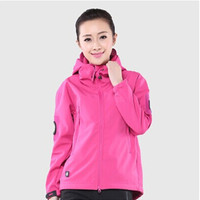 Outdoor Women S Army Military Tactical Lurker Shark Skin Soft Shell V5 0 Waterproof Windproof Sport