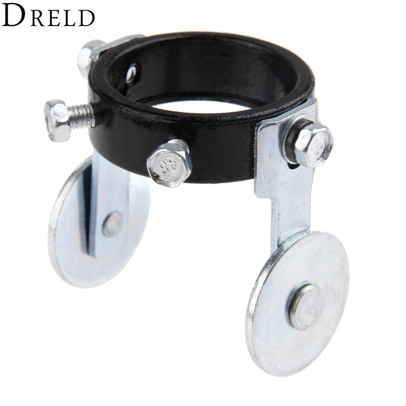 DRELD P-80 Plasma Cutting Torch Roller Guide Wheel Spacer Two Screw Positioning For Plasma Air Cutter Torch Welding Accessories