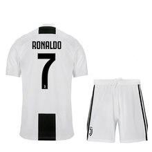 95d41202b High Quality Home away Juventuses Jersey RONALDO maglia 2019 DYBALA HIGUAIN  Adult KIT Juventusing Soccer jersey football Shirts