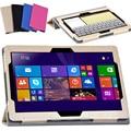 Откидная крышка чехол для Lemovo Miix 310-10ICR/Miix 310 10icr 10.1 tablet Аксессуары магнитная крышка случая стойки + экран протектор