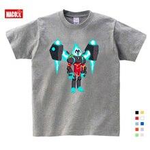 2019 New Omnitrix Ben 10 Kids T Shirt Genuine Children T-shirt Baby Toddler Summer Tops Boys Girls Anime Cartoon Tees  Novelty