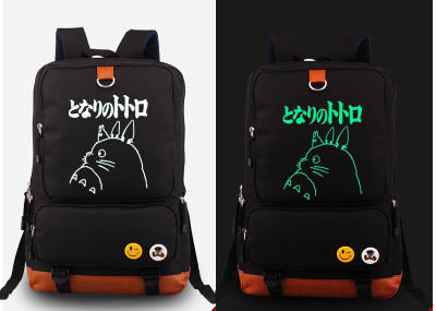Totoro Luminous Backpack (2 Colors)
