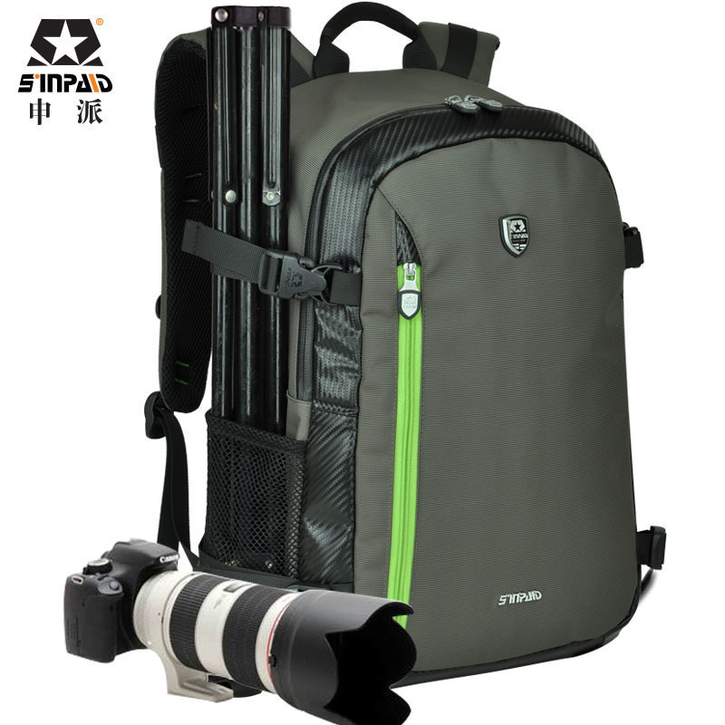 Camera Shoulder Bag Backpack Rucksack Bag Popular DSLR Camera Backpack Camera Bag outdoor camera backpack CD50 lowepro protactic 450 aw backpack rain professional slr for two cameras bag shoulder camera bag dslr 15 inch laptop