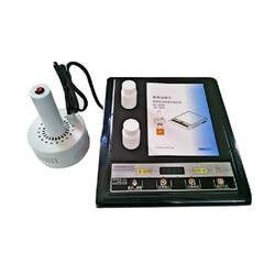Free shipping portable induction foil  cap sealer,aluminium foil sealing machine 20-100mm in 220V