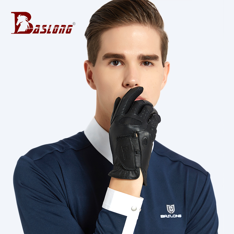 Sheepskin Equestrian Gloves Riding Equipment