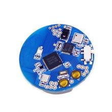 Bluetooth 4.0 BLE טמפרטורת חיישן האצת חיישן לחץ אטמוספרי חיישן גירוסקופ ג יירו אור הסביבה מבוסס nRF51822