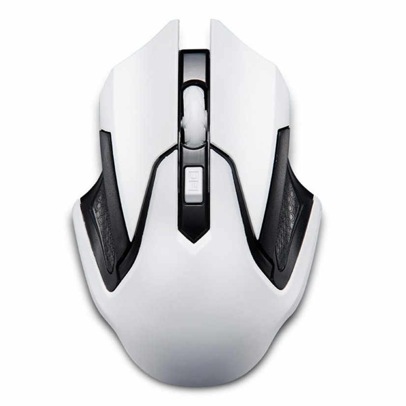 New Mouse 2.4GHz Wireless Gaming Mouse USB Receiver Pro Gamer For PC Laptop Desktop Mmar18