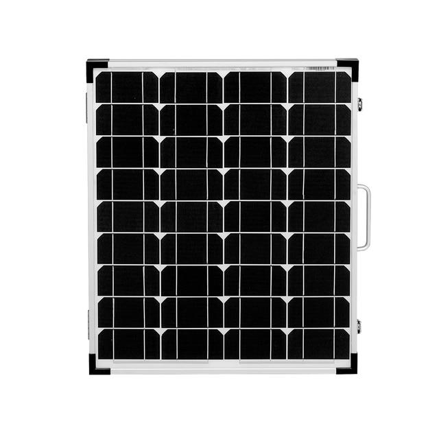 Dokio 100 Вт складной Панели солнечные Китай (2 шт х 50 Вт)