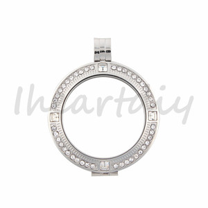 """Image 2 - """"PRESELL PRODUCT"""" 316L Stainless Steel 35MM My Coin Holder Frame  Pendant Necklace fit 33mm Deluxe Coin Disc 2017 New"""