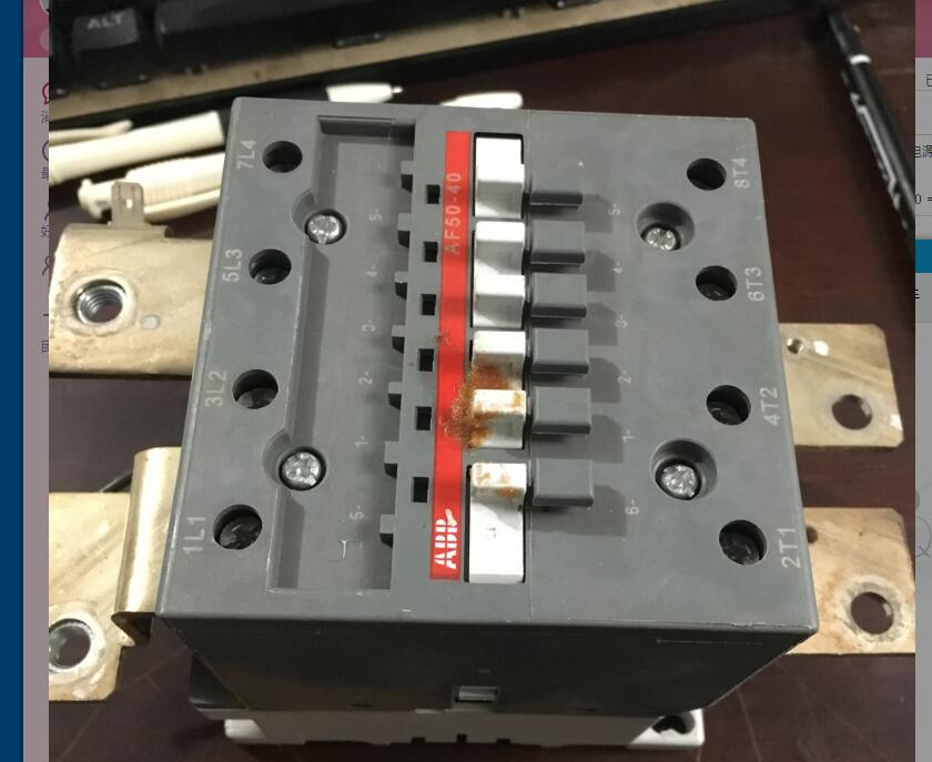 AF50-40 contactor DC20-60V dc inverter ACS800-11 series teardown AF50 lc1d series contactor lc1d32 lc1d32kdc 100v lc1d32ldc 200v lc1d32mdc 220v lc1d32ndc 60v lc1d32pdc lc1d32qdc lc1d32zdc 20v dc