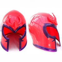 Halloween party cosplay adult children red X Men Magneto head mask helmet Free shipping,