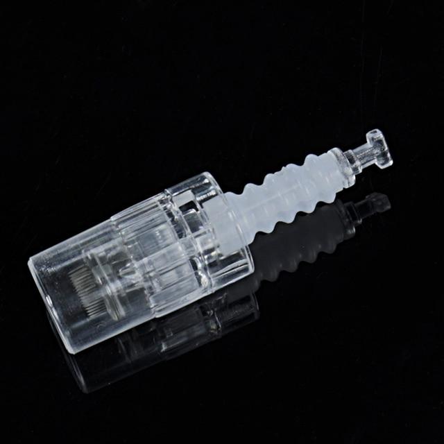100Pcs/Lot MYM Derma Pen 12 pins Nano Cartridge For MYM Derma Pen Auto Microneedling Electric Derma Pen