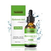 Neutriherbs Best Moisturizing Private Label Skin Care Organic Anti Wrinkle Anti Aging Whitening HYALURONIC ACID Serum