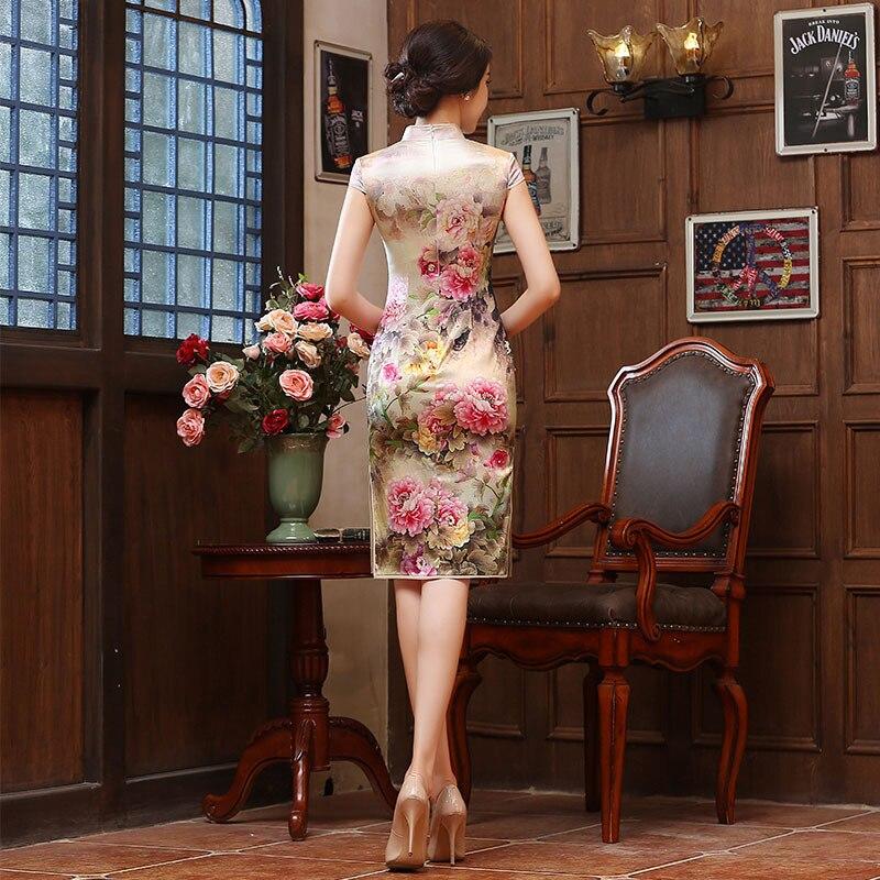 aeb6d069c720 Νέο καλοκαιρινό φόρεμα Κινέζικα παραδοσιακά φορέματα Αυθεντικό ...