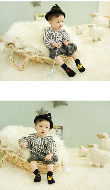 Baby's Poker Printed Socks