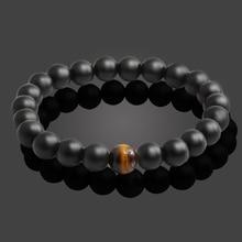 Fashion Tiger Eye Chakra Bracelets