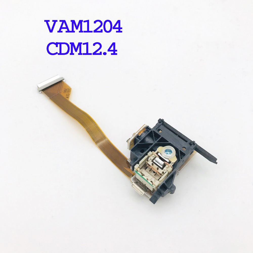 Buy Brand new and original CDM12.4 VAM1204 lens only for cd player for only 10.85 USD