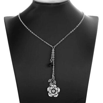 Juego de tronos, collar de rosas, réplica de GOT Margaery Tyrell, disfraz de Cosplay, collar de cadena con colgante de flor de hoja, venta al por mayor