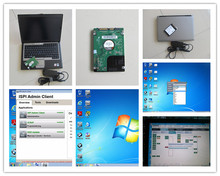 2017.07 newest for bmw icom software expert mode 500gb hdd with laptop d630 4g with battery windows7 ISTA-D 4.045 ISTA-P 3.61