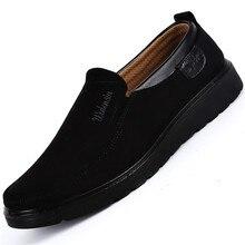 QIYHONG New Brand Men Casual Shoes 2018