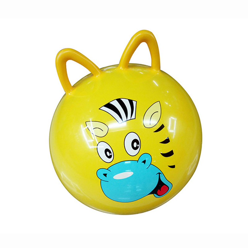 45CM Bouncing Ball font b toys b font Inflatable Cartoon Animal Jumping Bounce stress Yoga Health
