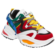 2019 scarpe Da Tennis Delle Donne di alta piattaforma Casual Scarpe  Designer Chunky Scarpe Da Tennis 68ab41b727b