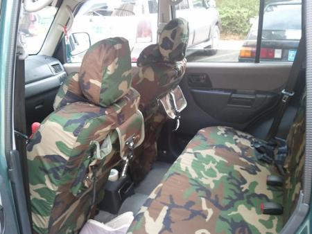 Car Seat Cover Outmaneuver Covers Style Outdoor Universal Cushion Set Auto Accessories Automotive Camo Canvas Camouflage New Hot In Automobiles
