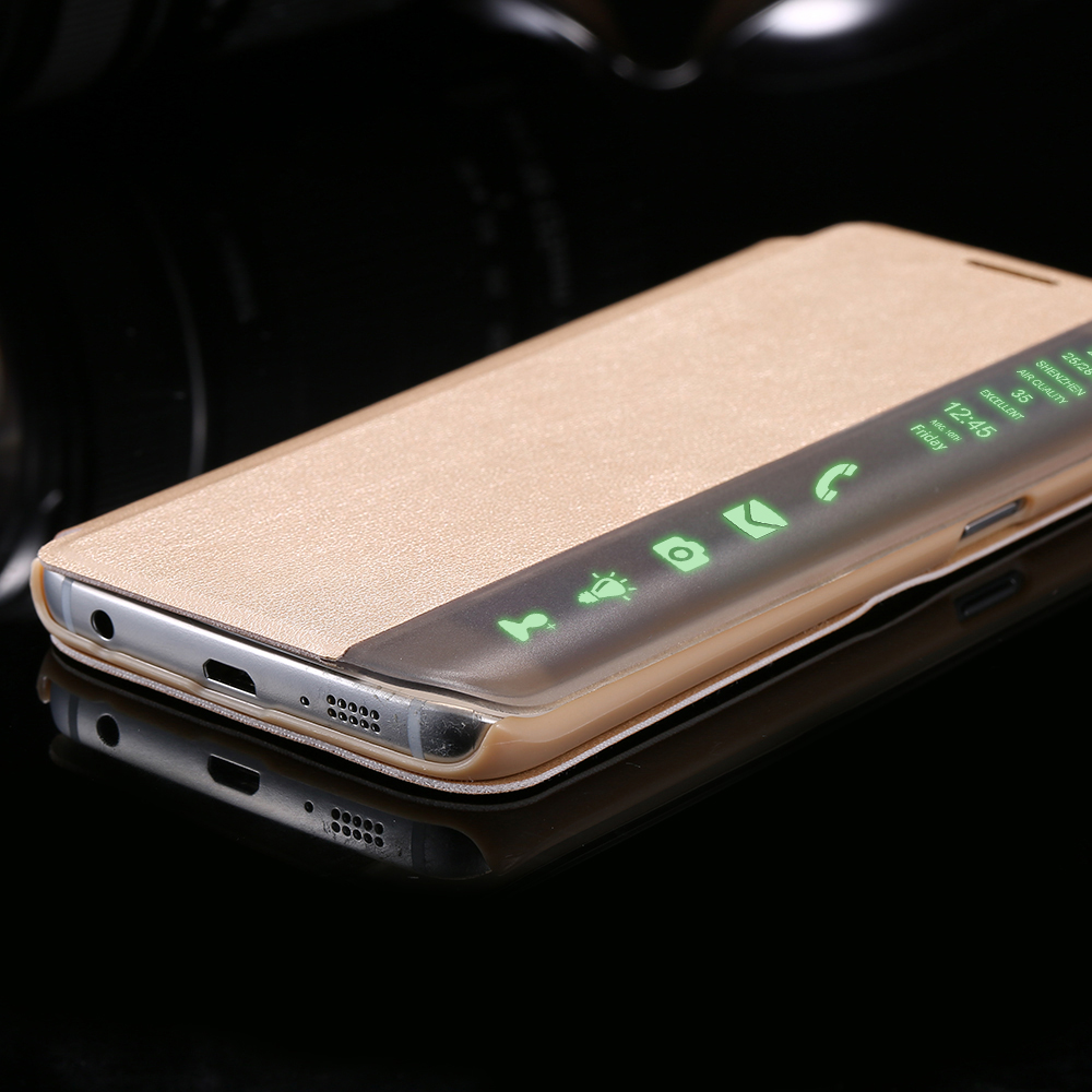 led phone case samsung s6