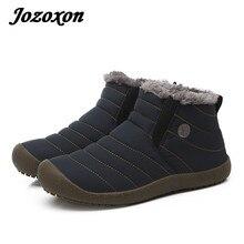 Men Shoe Winter Shoes Solid Color