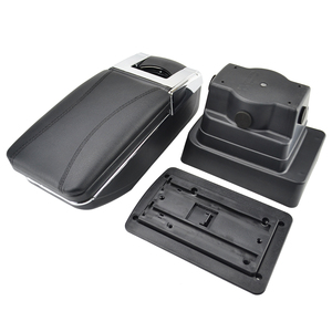 Image 4 - Armrest For Opel Vauxhall Astra J Arm Rest Rotatable Storage Box Decoration Car Styling 2009 2010 2011