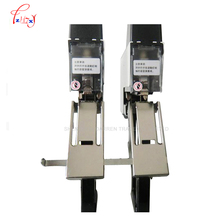 1pcs Electric twin stapler 110V 220V Electric double headed riding stapler binding machine