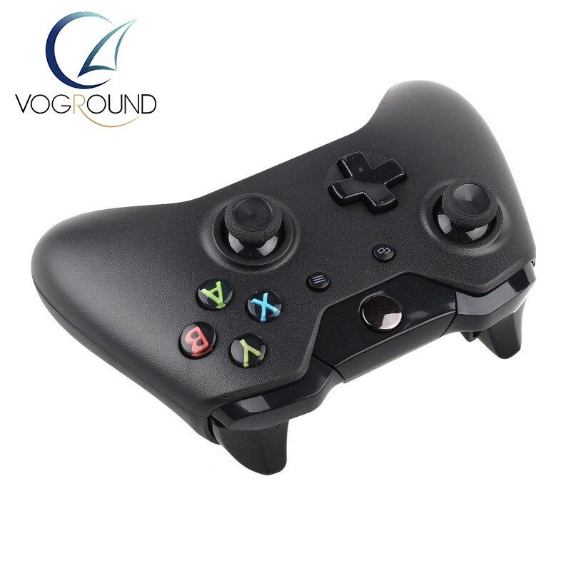 Nouveau Contrôleur Sans Fil Pour Microsoft Xbox Un Ordinateur PC Joypad Joystick Pour Xbox Un Mince Console Gamepad