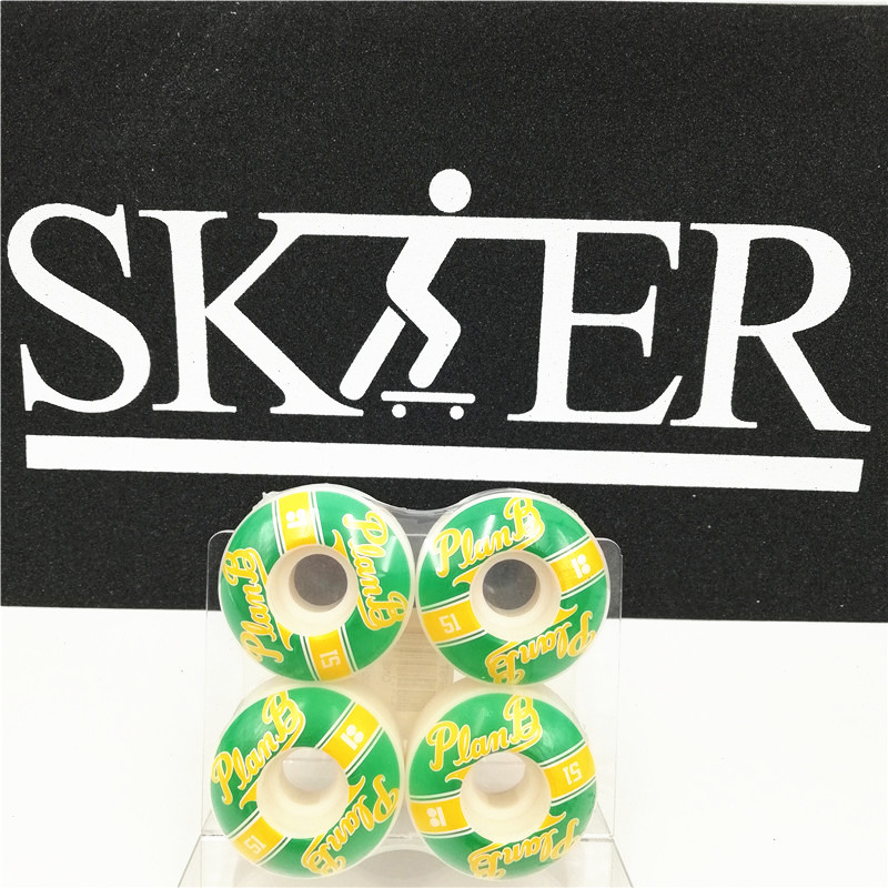 Image 3 - USA BRAND Hot Skateboard Wheels 98A SOFTLINE/101A SOFTLINE PU Skate Wheels 50/51/52/53mm Skateboarding Wheel-in Skate Board from Sports & Entertainment